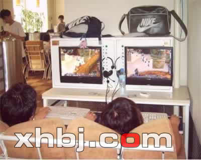 天津网吧效果图片-05