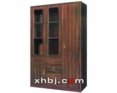 木纹三屉卫生柜(不带金柜)