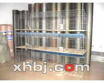 香河板金网提供生产椭形鸡笼厂家