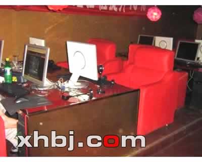 中山网吧桌
