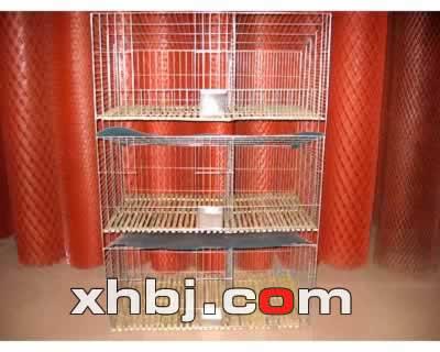 香河板金网提供生产立体兔笼厂家