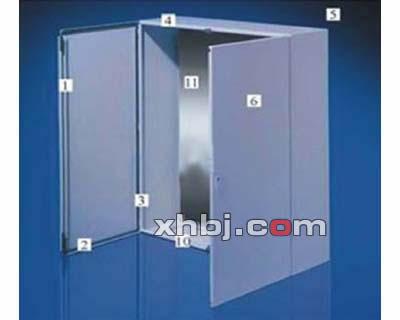 ME立(壁挂)式控制箱
