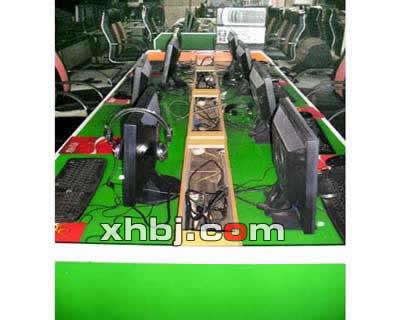 天津网吧桌