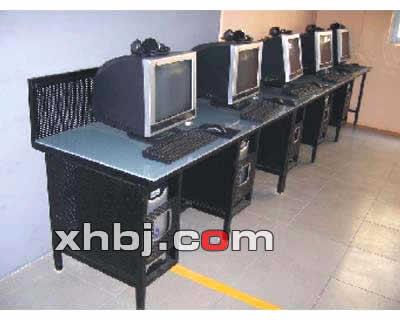 网吧钢化玻璃电脑桌
