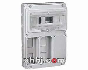 组合电源插座配电箱