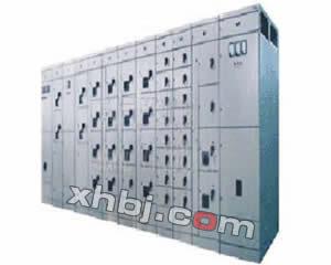 GCL抽出式低压配电柜
