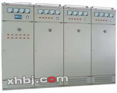 ggd低压配电柜标准