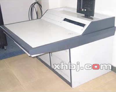 平面钢质控制台