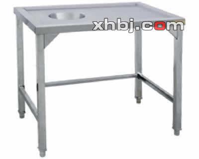 厨房不锈钢污物台