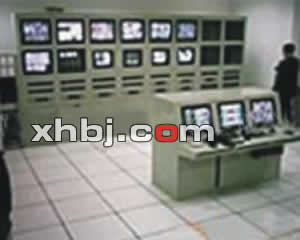 大型电视墙操作台